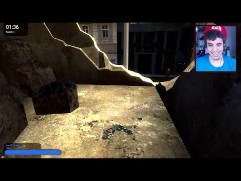 SeaNanners' Special Place! (Garry's Mod Hide and Seek - Part 38)