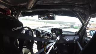 Live in car from AER Road Atlanta #801 Don't Panic Racing BMW M3.