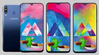 Samsung Galaxy M30, Galaxy M20, Galaxy M10 to Receive Android Pie Update