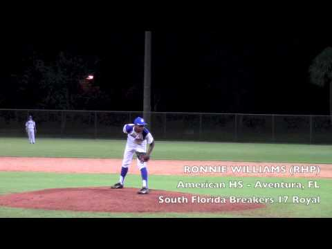 Ronnie Williams (RHP - 2014)
