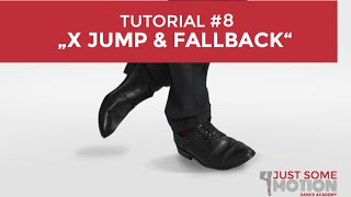 JustSomeMotion (JSM) -Tutorial #8- X Jump & Fall Back mit Sophia Thomalla