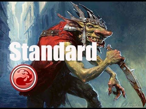 MTG- Standard Deck Tech: Budget Red Goblins
