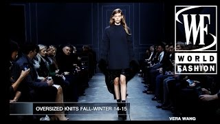 Oversized Knits Fall-Winter 2014-15 Trend