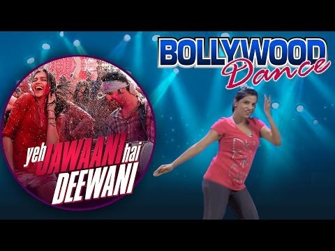 Balam Pichkari || Easy Dance Steps Chorus || Yeh Jawaani Hai Deewani video