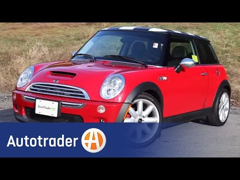2002-2006 Mini Cooper Hardtop - AutoTrader Used Car Review