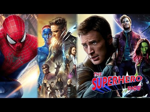 Which Superhero Movie Owned 2014? - The Superhero Show video