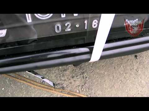 Amadeus Bodykit ::: Toyota Yaris TRD2 Rear