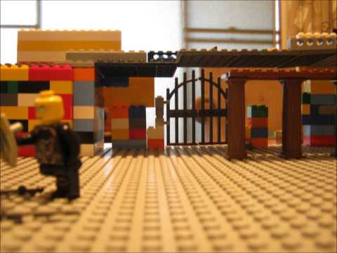 Viva la Vida or Death and all his Friends (lego Animation)