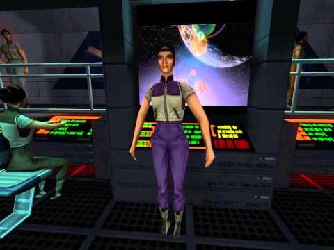 System Shock Infinite - Cyber Memory 7 (cut)
