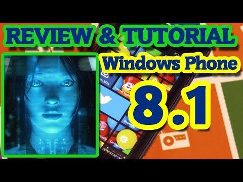 REVIEW | Windows Phone 8.1 Preview (Obtener a Cortana) [TUTORIAL]