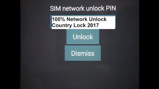 How To unlock Samsung Country Lock Without box।Samsung J2 Unlock Easily।Samsung Mobile Network Unloc