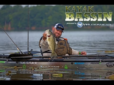 Kayak Fishing Lake Guntersville