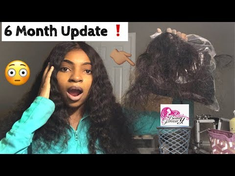 6 MONTH FINAL REVIEW ON BEAUTY FOREVER HAIR 😡❗️