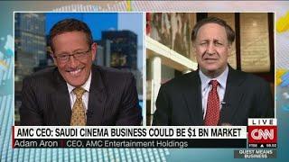 Saudi Arabia lifts movie ban, AMC eyes new market
