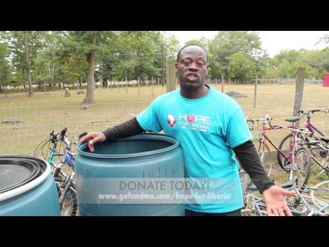 Hope For Liberia Promo