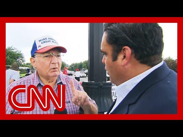 Trump voter's false claim surprises CNN reporter thumbnail