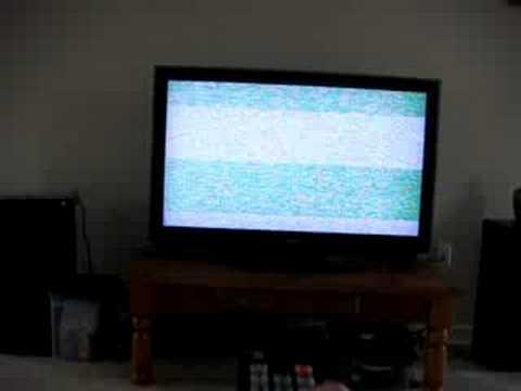 Samsung LCD TV problem