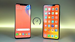 Huawei Mate 20 Pro vs iPhone XS Max - Speed Test!