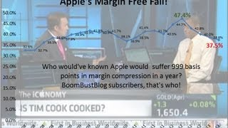 Everything You Ever Wanted To Know About How Apple's Stock Crashed, Why & If It Will Ever Return