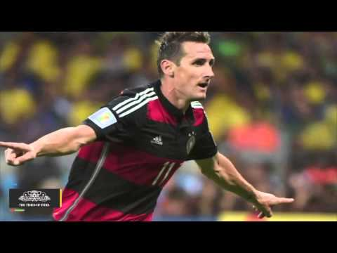 Ronaldo Most Complete Player Ever: Klose - TOI