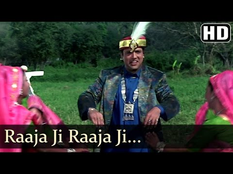 Raja Ji - Songs Collection - Govinda - Raveena Tandon - Rajaji - Udit Narayan - Anand Milind