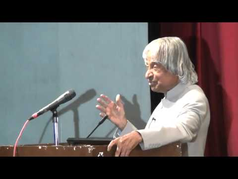 Dr Apj Abdul Kalam Address At The Youth Convention Held By Ramakrishna Mission,vadodara .mp4 video