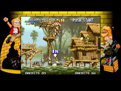 Misc Computer Games - Metal Slug 3 - Mission 2