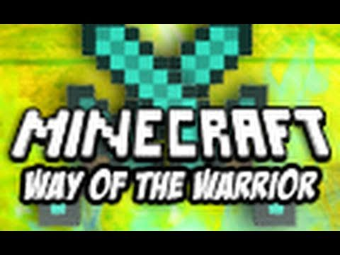 Minecraft: The Way of the Warrior – The Finale (Custom Map Adventure)
