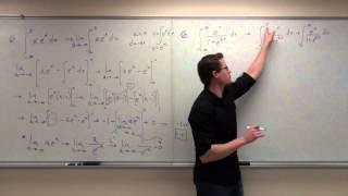 improper integrals professor leonard