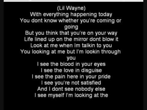 Curtains lyrics lil wayne