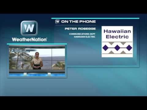 WeatherNationNow - Interview with Peter Rosegge,...