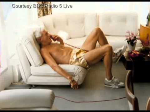 Jimmy Savile: was a Necrophiliac', says  Paul Gambaccini on BBC Radio 5 Live