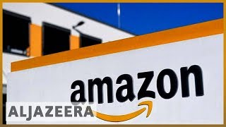 🇺🇸Amazon HQ2 'to be split over New York and Crystal City, Virginia' l Al Jazeera English