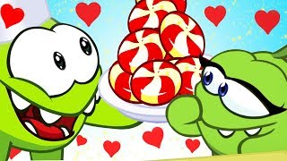 Om Nom Stories: NEW GIRL | UNEXPECTED ADVENTURE | Videos for Children