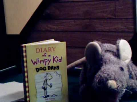 BAD news: Chester on Diary of a Wimpy Kid