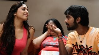 Yes I have acted in a Bit film – G.V. Prakash Kumar.