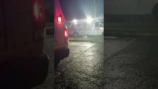 Accidente auto carr. 2 frente KFC