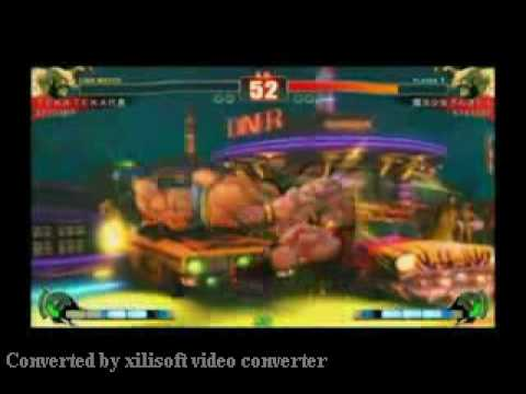 Street Fighter 4-Tournament Group A - 2.1