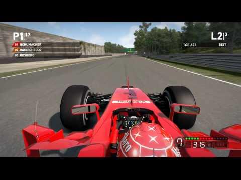 Schumacher 2014 f1 f1 2014 The Game Michael
