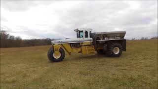 Ag-Chem TerraGator 1803 self-propelled applicator for sale | no-reserve auction December 27, 2017
