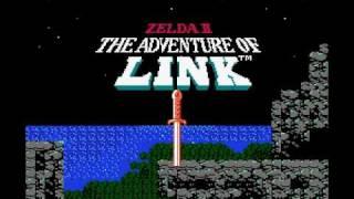 Zelda II: The Adventure of Link Prologue