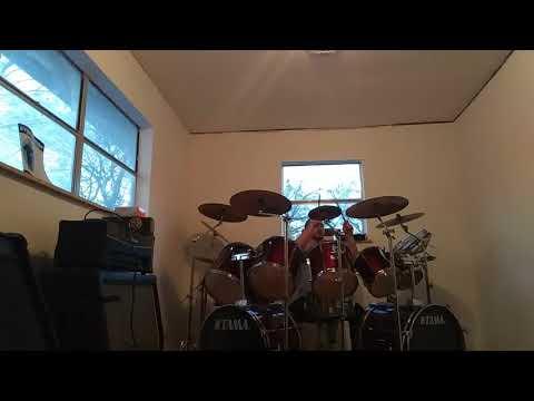 Tama Rockstar DX Made In Japan Drum Solo