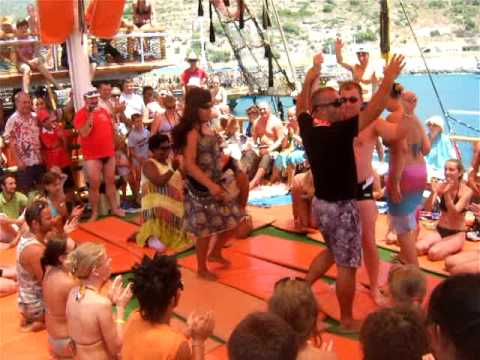 Baba Partyboat In Alanya 2009