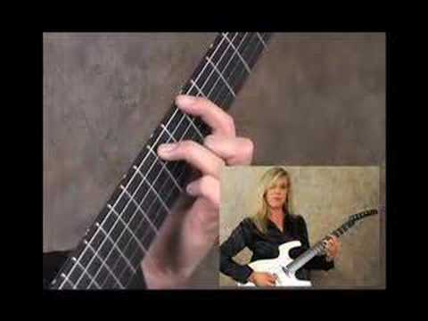 Beginner Blues rhythm guitar Lesson How to play blues guitar