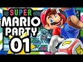 SUPER MARIO PARTY EPISODE 1: LES RUINES DOMINOS DES WHOMPS (NINTENDO SWITCH)