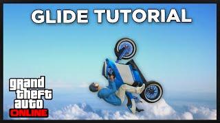 GTA 5 Stunts: Tutorial de como fazer o GLIDE