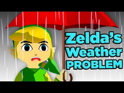 Zelda's INSANE WEATHER! | The SCIENCE!… of Zelda: Breath of the Wild