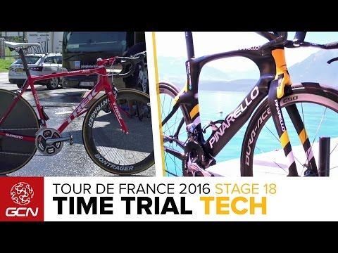 Tour De France Stage 18 Time Trial Tech – What Bikes Will Chris Froome & The Favourites Use?