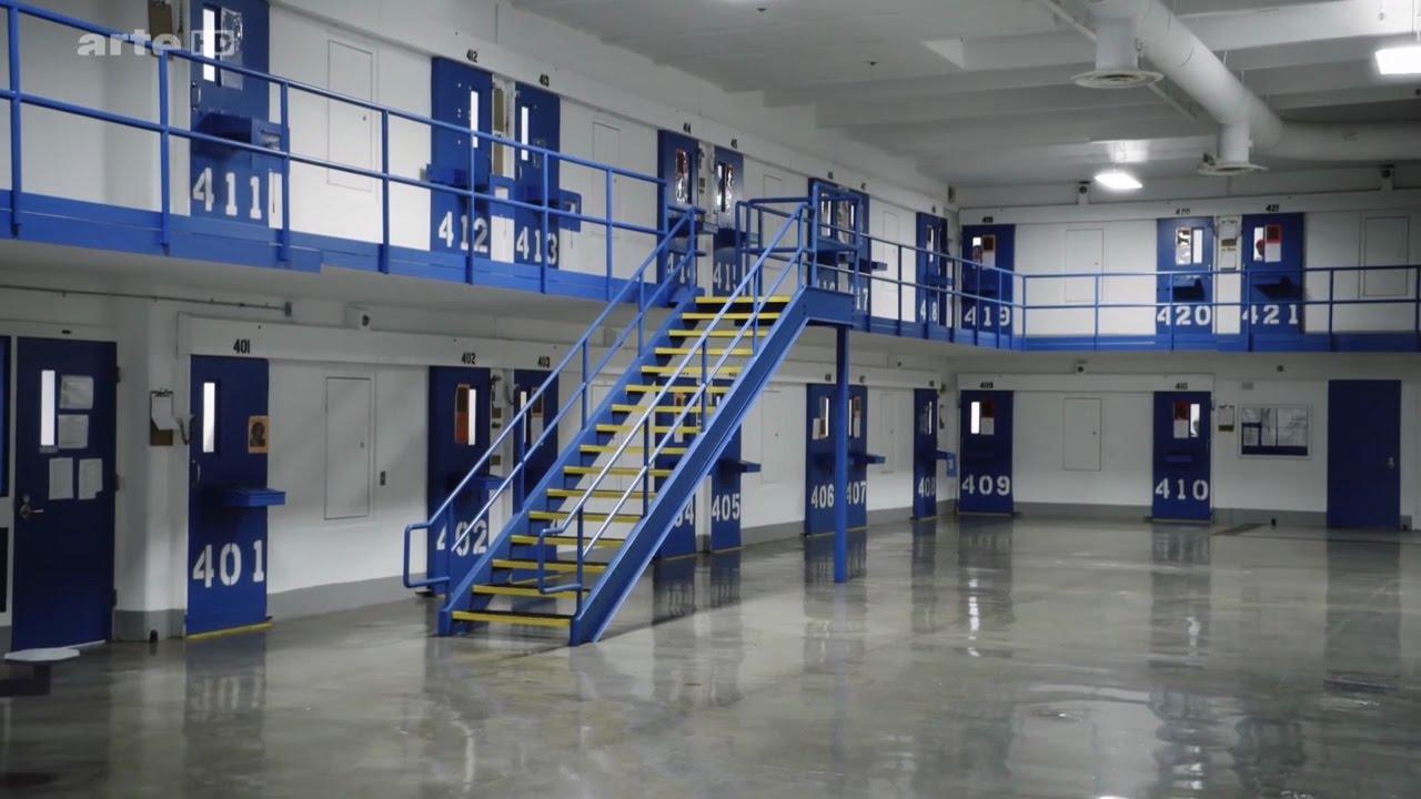 8m² de solitude Une prison de haute sécurité aux USA