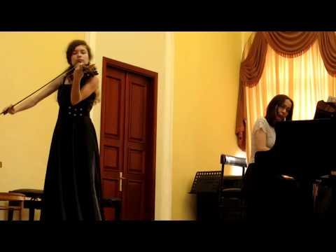 Сен-Санс Камиль - КОНЦЕРТ No3 ДЛЯ СКРИПКИ С ОРКЕСТРОМ (переложение для скрипки и фортепиано) Партия скрипки